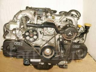 Двигатель в сборе. Subaru Impreza, GD2, GG2 Двигатель EJ152