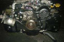Двигатель. Subaru Legacy B4, BE5 Двигатель EJ204