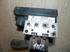 Насос abs. Toyota Probox, NCP55V Двигатель 1NZFE