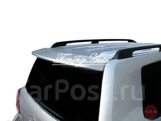 Спойлер. Toyota Land Cruiser, GRJ200, J200, URJ200, UZJ200, UZJ200W, VDJ200