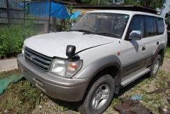 Toyota Land Cruiser Prado. механика, 4wd, 3.0, дизель, 154 000 тыс. км, б/п
