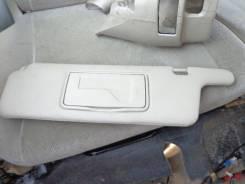 Козырек солнцезащитный. Toyota Vista Ardeo, 50 Двигатели: 3SFE, 3SFSE