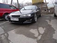 Капот. Nissan Silvia, S14