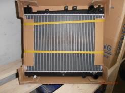 Радиатор охлаждения двигателя. Toyota Yaris, NCP13, SCP10, NCP11, NCP12, SCP12, NCP10, NCP131