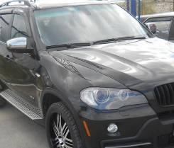 Накладка на зеркало. BMW X5