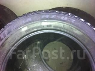 Bridgestone Blizzak MZ-03. Всесезонные, 2004 год, износ: 20%, 2 шт