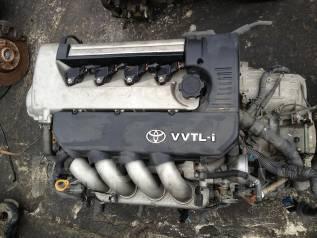 Двигатель в сборе. Toyota Celica Двигатели: 2ZZGE, 2ZZ