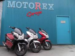 Новые и свежие японские скутера от Моторекс Гараж Владивосток