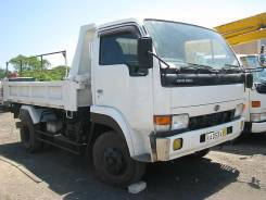 Nissan Diesel. Самосвал Nissan Diesel 1999г, 7 000 куб. см., 6 000 кг.