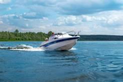"""Катер """"Одиссей-530"""". Год: 2012 год, длина 5,30м., двигатель стационарный, 100,00л.с., бензин"""