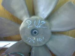 Вентилятор охлаждения радиатора. Toyota Crown Majesta, UZS141 Двигатель 1UZFE