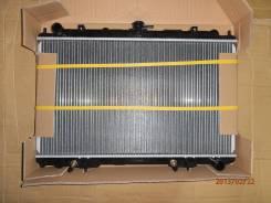 Радиатор охлаждения двигателя. Nissan Maxima, A33 Nissan Cefiro, PA33, A33 Двигатели: VQ20DE, VQ25DD