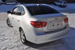 Спойлер. Hyundai Avante Hyundai Elantra