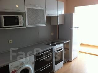 1-комнатная, улица Чкалова 30. Вторая речка, частное лицо, 50 кв.м. Кухня