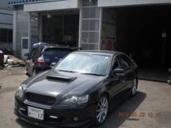 Лонжерон. Subaru Legacy B4, BL5 Двигатель EJ20