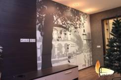 Фотообои, картины, фотопанно, фрески для интерьера от РПК Папирус. Тип объекта квартира, комната, срок выполнения неделя
