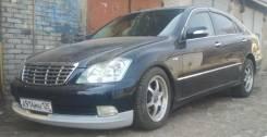 Губа. Toyota Crown, GRS180, GRS182, GRS181, GRS183. Под заказ