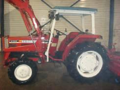 Shibaura. Продам трактор погрузчик D 28 F Stiger, (есть видео работы)