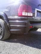 Задние накладки (клыки) на Lexus LX 470 / Toyota Land Cruiser Cygnus. Toyota Land Cruiser Cygnus Lexus LX470