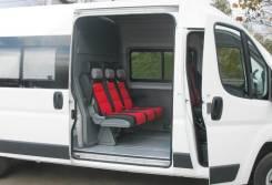 Fiat Ducato. Грузопассажирский микроавтобус Фиат Дукато 6 мест L2H2, 6 мест, В кредит, лизинг