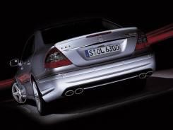 Спойлер. Mercedes-Benz E-Class, W211
