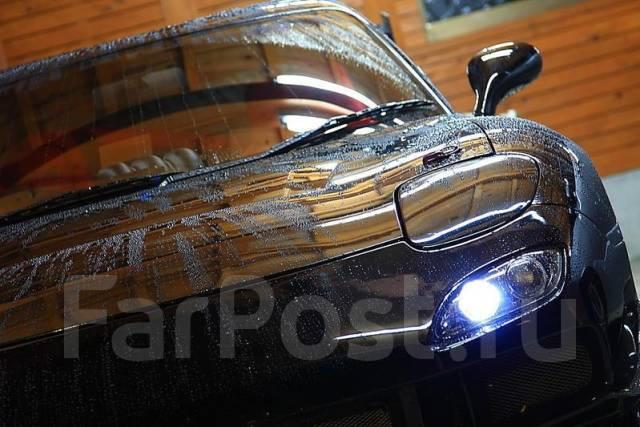 Повторитель поворота в бампер. Mazda RX-7, FD3S Двигатель 13BREW