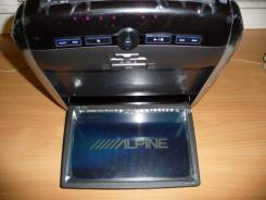"""Шикарный потолочный монитор DVD Alpine 10.2"""", WVGA, читает все диски!"""