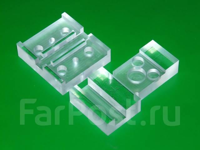 Гидроабразивная и лазерная резка, 3-D фрезерование