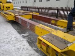Трал 120 тонн MS Trailer, 2013. Трал раздвижной 100 тонный MS Trailer, 100 000 кг.
