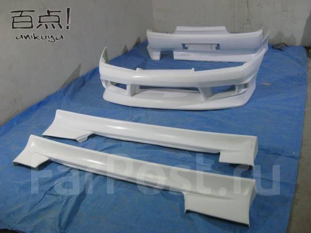 Обвес кузова аэродинамический. Nissan Skyline, DR30, ER32, YHR32, FR32, ECR32, HR32, HCR32, HNR32, BNR32
