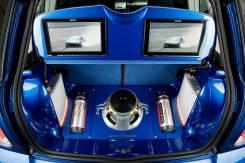 Установка качественного автозвука, подиумов, шумо-виброизоляция.