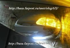 Корпус зеркала. Toyota Hilux Surf Toyota 4Runner Toyota Hiace Toyota Land Cruiser Prado, TRJ125, RZJ120, LJ125, KDJ125, GRJ120, TRJ120W, KZJ120, KDJ12...