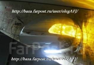Корпус зеркала. Toyota 4Runner Toyota Hiace, LH200, KDH200 Toyota Land Cruiser Prado, RZJ125, VZJ121W, VZJ125W, LJ120, KDJ120, VZJ121, GRJ121, KDJ125W...