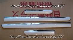 Накладка на дверь. Toyota Land Cruiser Prado, GDJ150, GDJ150L, GDJ150W, GRJ150, GRJ150L, GRJ150W, KDJ150, KDJ150L, LJ150, TRJ150, TRJ150L, TRJ150W, GR...