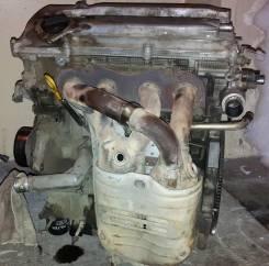 Корпус термостата. Toyota Estima Двигатель 2AZFE