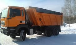 MAN TGA. Продам Самосвал 33.350, 10 500 куб. см., 25 000 кг.