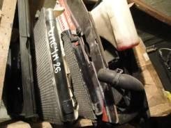 Радиатор кондиционера. Toyota Ipsum, ACM26 Двигатель 2AZFE