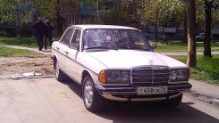 Запчасти Mercedes-Benz. Mercedes-Benz E-Class, 123