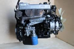 Двигатель в сборе. Hyundai County Двигатель D4AF
