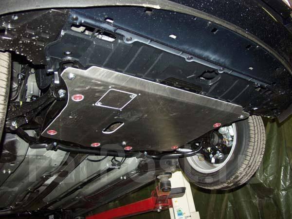 Защита двигателя для хонда цивик