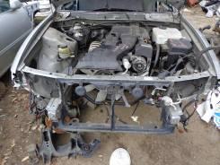 Передняя часть автомобиля. Toyota Chaser, GX100 Двигатель 1G