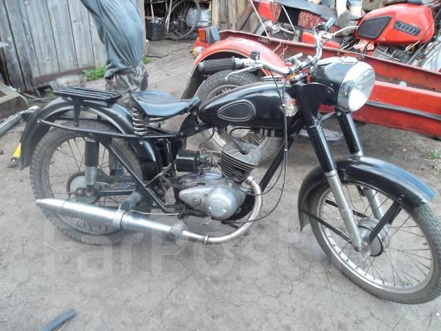 м103 фото мотоцикл