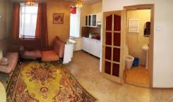 3-комнатная, улица Дзержинского 33. Центр, 70 кв.м. Комната