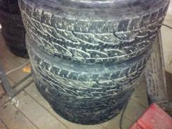 Bridgestone Dueler A/T. всесезонные, б/у, износ 40%