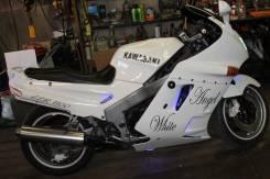 Kawasaki ZZR 1100. 1 100куб. см., исправен, птс, с пробегом