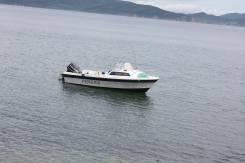 Yamaha Fish 17. длина 5,18м., двигатель подвесной, 60,00л.с., бензин