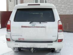 Накладка на бампер. Toyota Hilux Surf