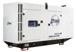 Дизель-генераторы SDMO Power Solution мощностью 15-700 кВА