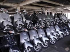 Скутеры в разбор из Японии от Motorex Garage г. Владивосток