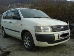 Toyota Probox в аренду от 600 рублей. Без водителя